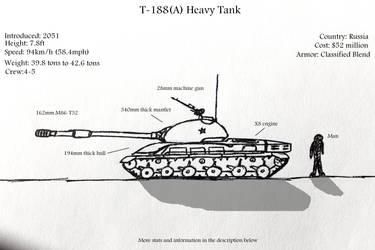 T-188A Heavy Tank
