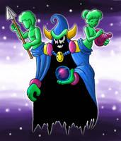 VGVillains 21: Dark Demon King by greliz