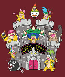 Dad's House by greliz