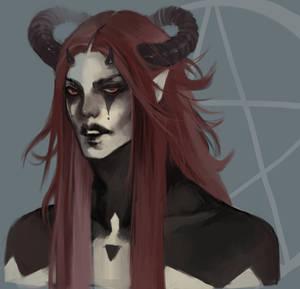 Commission - Lucifer