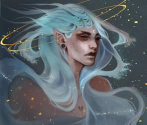 Neptune by icycreep