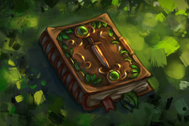 Book of forest witch