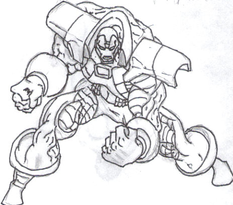 Hulk buster Iron Man by TexasGrizzly2007 on DeviantArt