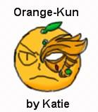 Orange-Kun by KDElive