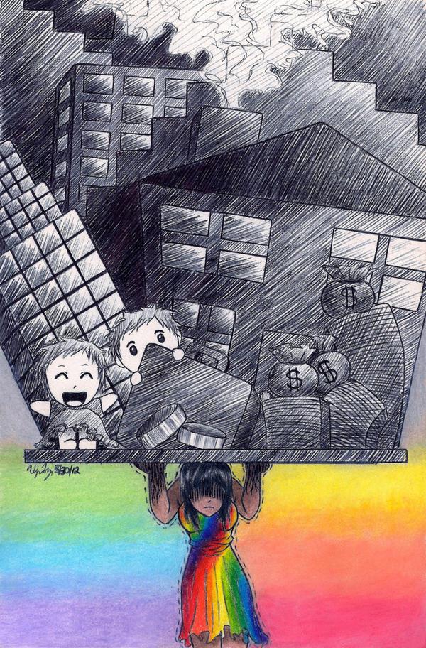 Social Pressures by Aurielis