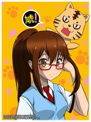 The Kansai Tiger by KyuubifiedHokage