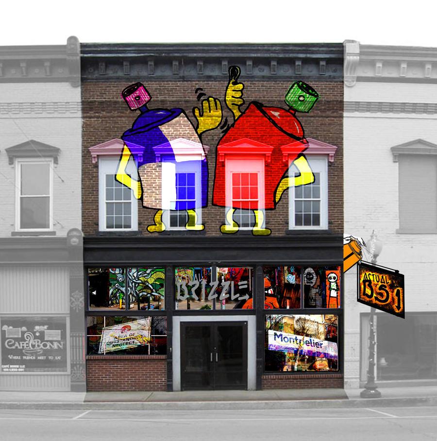 My Shop Front Design By Campervanlover On Deviantart