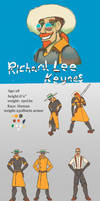 One Year Journey Refference: Richard Lee Keynes by dregogg