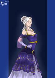 Lady Madeleine Hawthorne by Kangae-Okita
