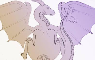 Sketch: Oreon by An1n1ka