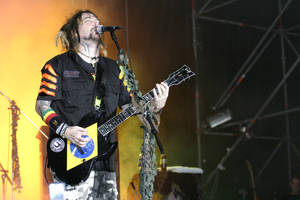 soulfly - max cavalera 8 by toxygen01