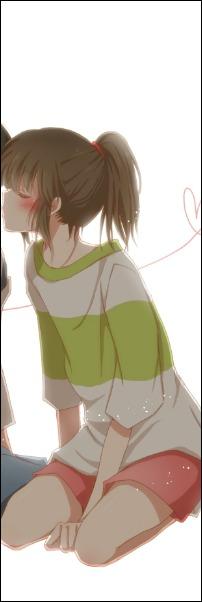Chihiro For Her Again :) by SilentAkiel