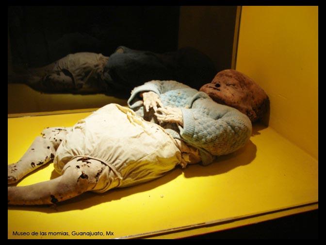 Museo de las Momias, Gto. by cherrycigars