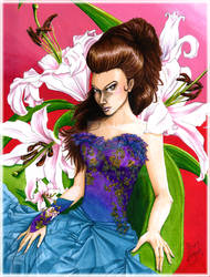 Miss Lilium Candidum