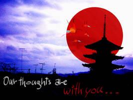 For Japan by KizUna-Cat