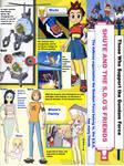 SD Gundam Force Secret Encylopedia Page 14 Eng