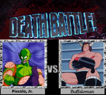 Death Battle Idea: Piccolo, Jr. vs Buffaloman