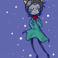 Winter Terezi by xSapirate