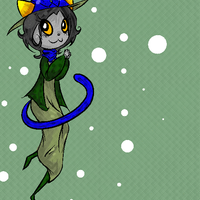 Spring Nepeta by xSapirate