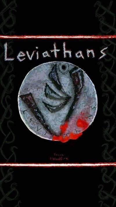 Bloody Leviathans Medallion