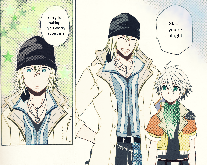 Snow And Hope Coloring By Serah Lightning On Deviantart