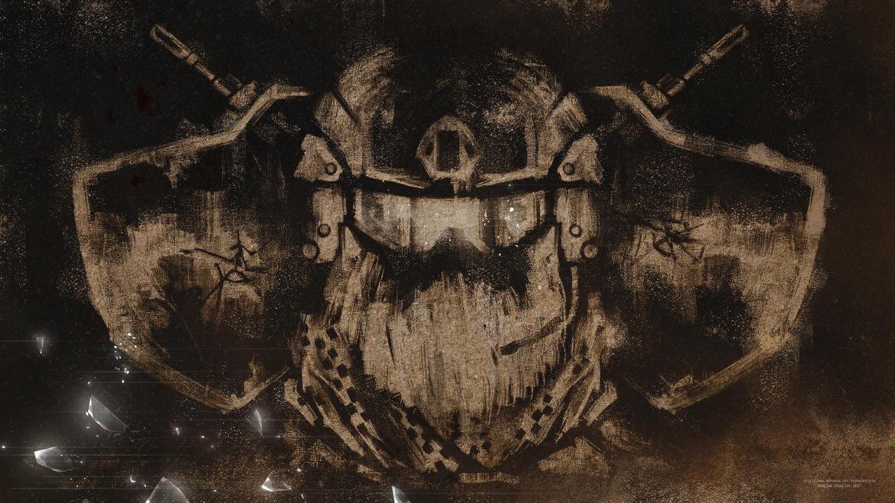 Blackbeard R6 Siege Wallpaper 12 31 By Keyholestyle On Deviantart