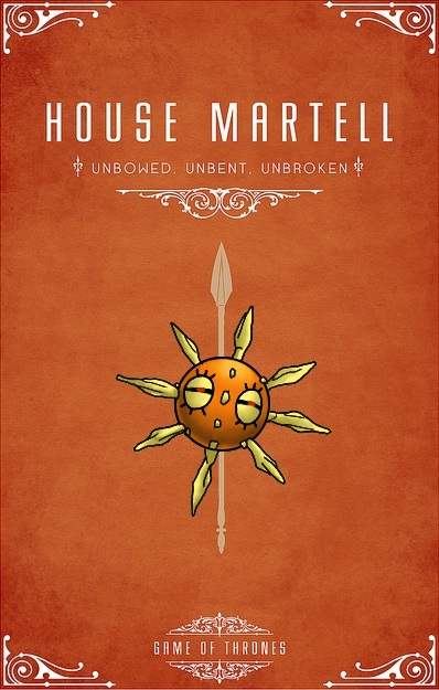 House Martell Iphone W...