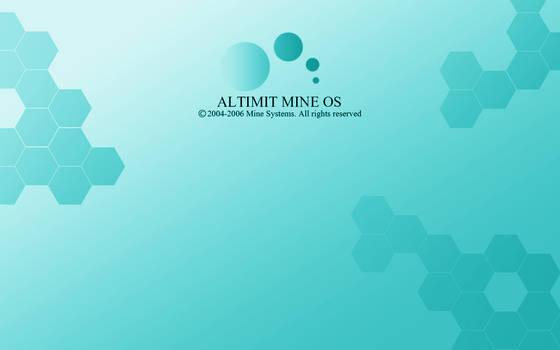 Torquase ALTIMIT Mine OS Wallpaper