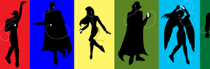 Justice League ipod
