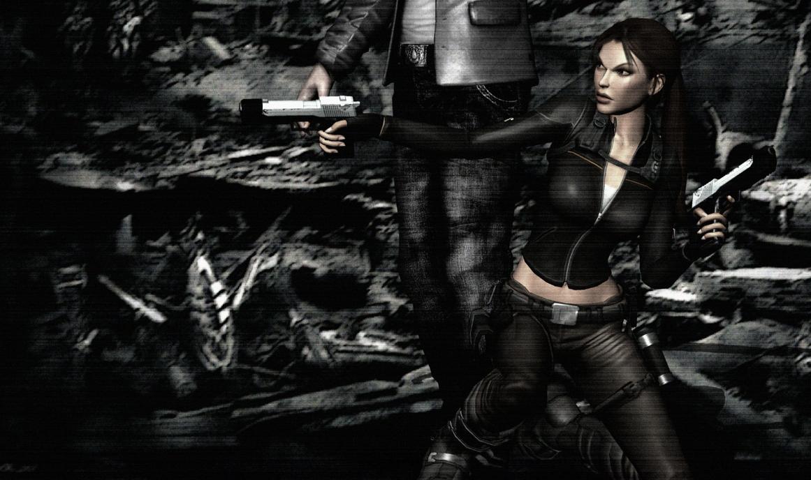 in Lara Croft by Rockeeterl