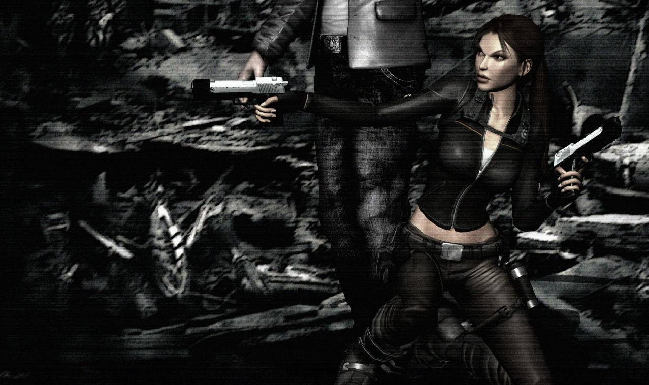 in Lara Croft by Rockeeterl