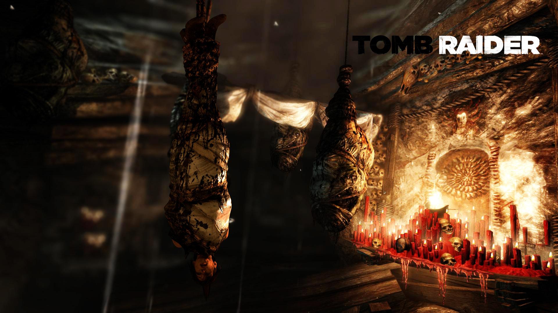 Oni Sack - Tomb Raider by Rockeeterl