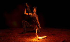 Lost In The Cave   Tomb Raider