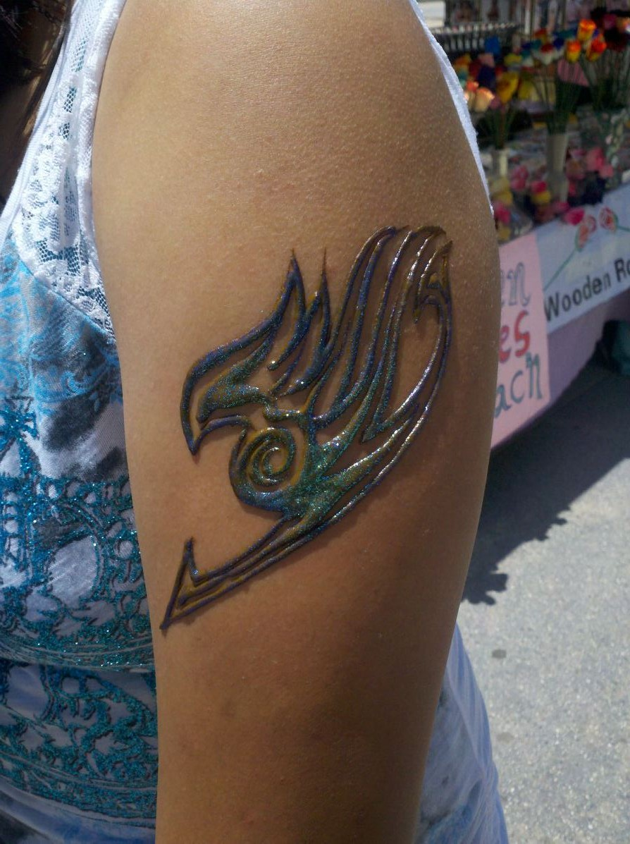 Guild Tattoos on Fairy-Tail-Lovers-FC - DeviantArt