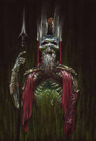 King of the Dead by Apelure