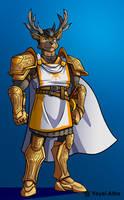 Ser Francis the lighting by YeyeiAlba