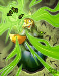 All the power by YeyeiAlba