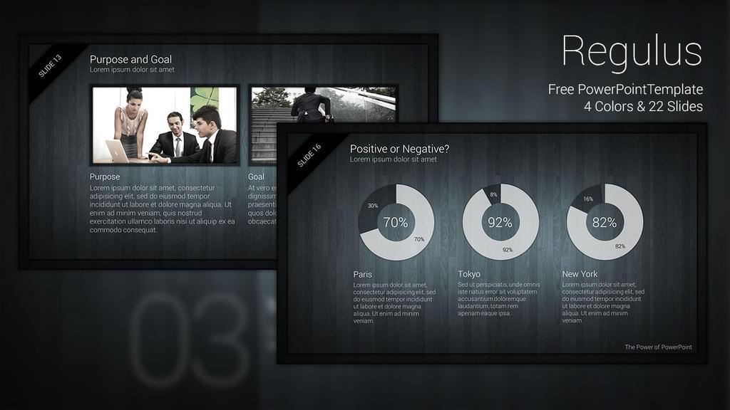 Regulus free powerpoint template by junakizaki on deviantart regulus free powerpoint template by junakizaki toneelgroepblik Choice Image