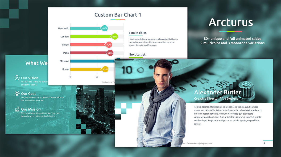 Arcturus free powerpoint template by junakizaki on deviantart arcturus free powerpoint template by junakizaki toneelgroepblik Image collections