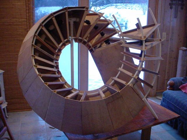 Gateway spiral by Outsidemybox