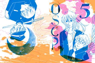 OSCP5 cover by romanshoubu