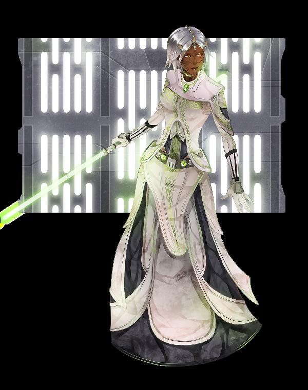 Siyal Morningstar Zabrak Jedi SWTOR by Aliens-of-Star-Wars