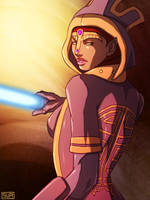 SWTOR Noorian Jedi Master by Aliens-of-Star-Wars