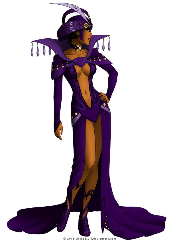 Elara Makesa SWTOR fashionista by Wicked Juti by Aliens-of-Star-Wars