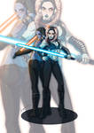 KOTOR Twi'lek Twin Suns by Suppa-Rider