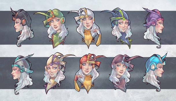 SWTOR Hat Fashion!