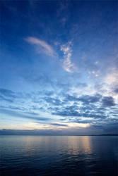 Blue Sunset by vlad042