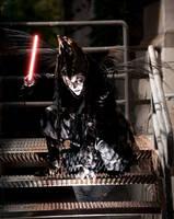 Nightsister Sith Witch IV by StungunMoy