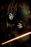 Dathomiri Nightsister Witch by StungunMoy