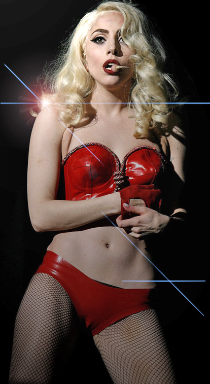 Goddess Lady Gaga by tamst